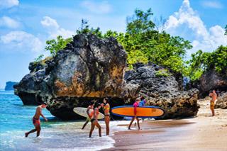 Padang - Padang Beach | Sunia Bali Tour