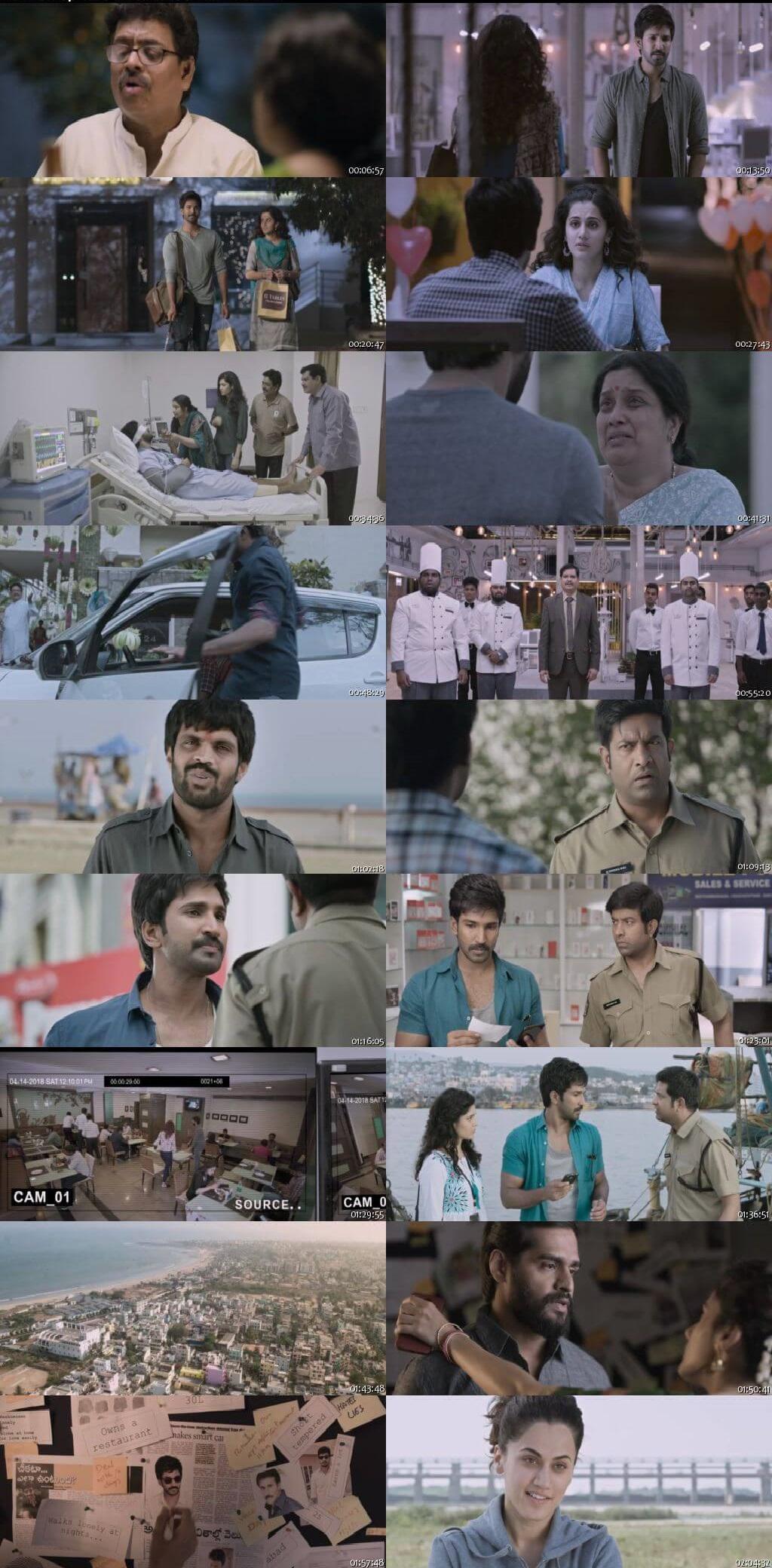 Neevevaro Free Download Neevevaro 2018 300MB Full Movie In Hindi HD 720P