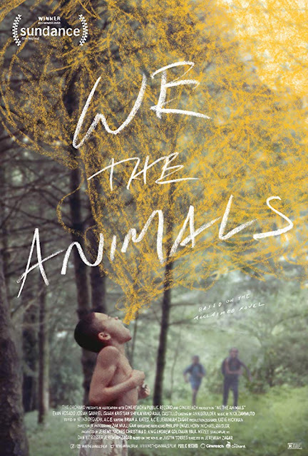 We the Animals 2018 movie poster Sundance Independent Spirit Awards