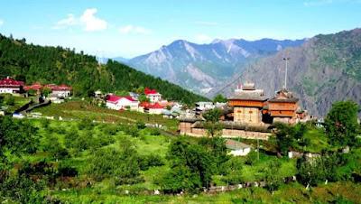 SAHARAN, Himachal Pradesh