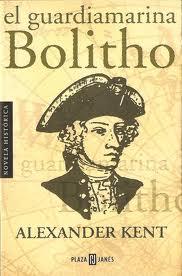 El guardiamarina Bolitho – Alexander Kent