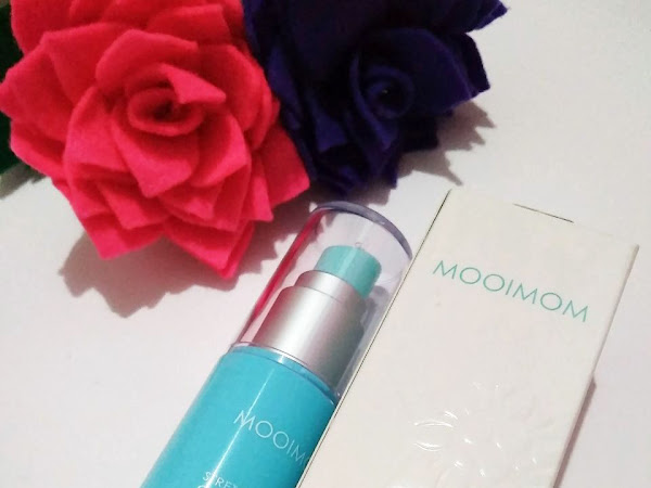 Review Mooimom Stretch Mark Cream