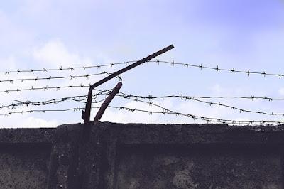 Muro alambrado