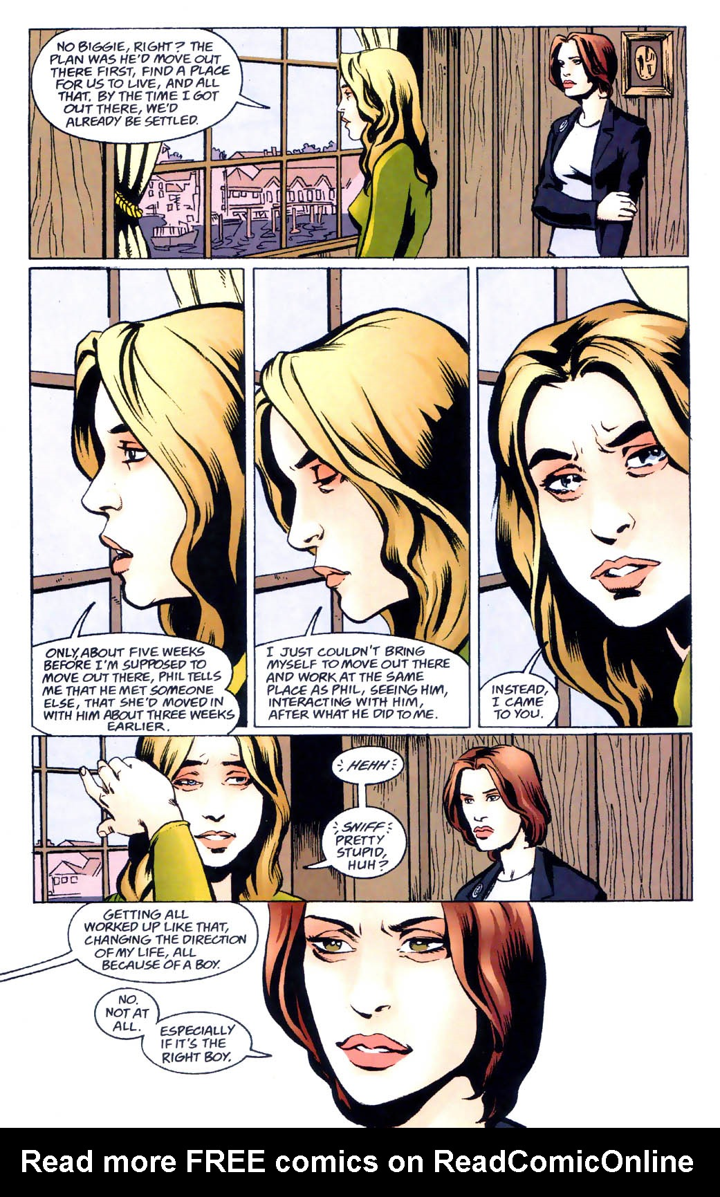 Read online Midnight, Mass comic -  Issue #7 - 11