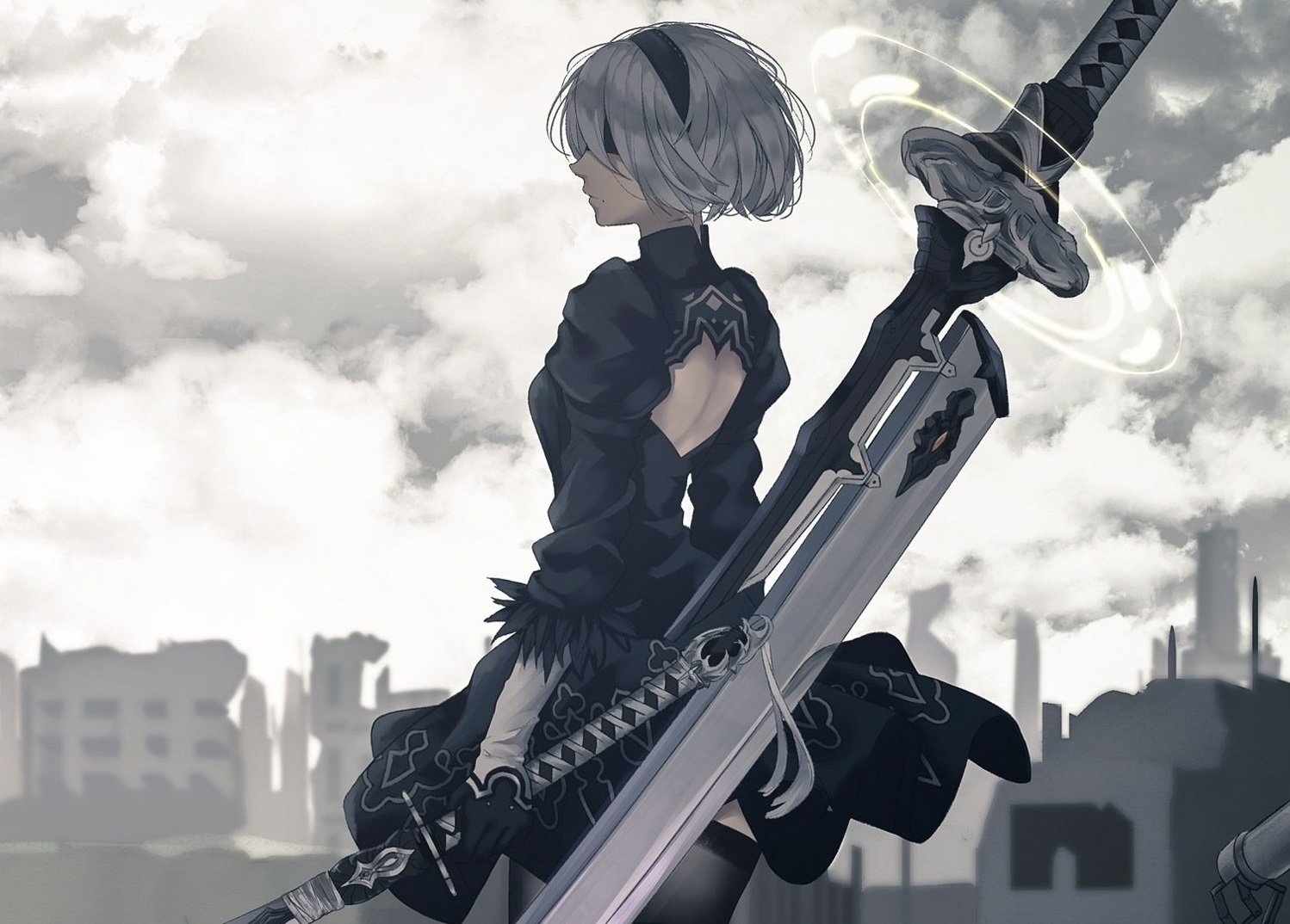 40 Best Nier Automata Images On Pinterest: NieR: Automata Really Is The Greatest Game Ever Made
