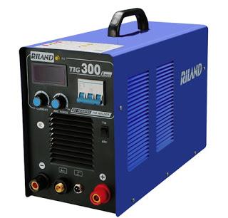 Hình ảnh máy hàn công nghệ Inverter Riland tig 300