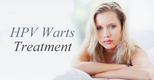 warts Proceedure for removing anal