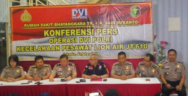 Korban Lion Air JT-610, Jannatun Cintya Dewi Dikenali Berkat Jari Telunjuk dan Cincinnya