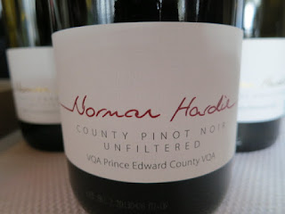 Norman Hardie County Unfiltered Pinot Noir 2013 - VQA Prince Edward County, Ontario, Canada (92 pts)