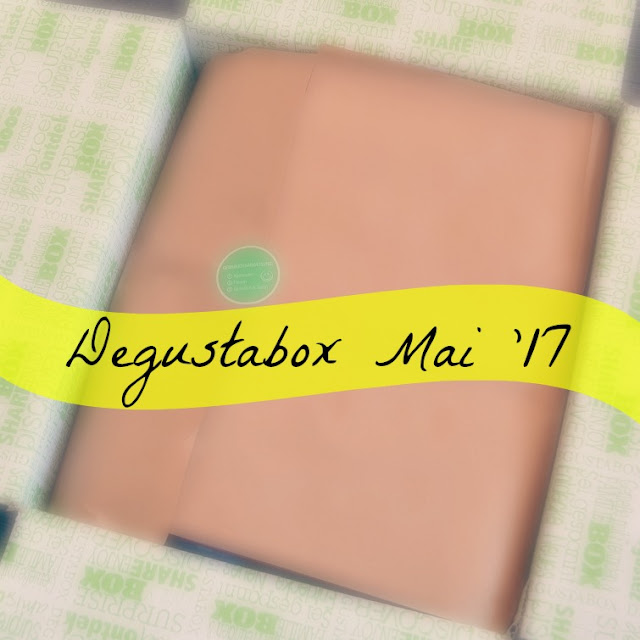 Degustabox Mai '17