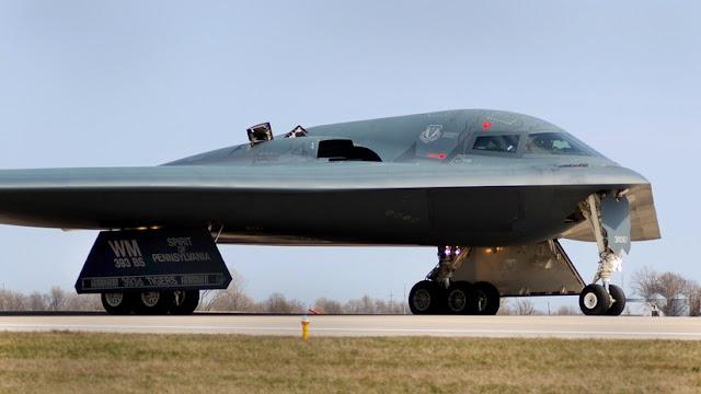 El bombardero B-2 Spirit de EE.UU. podrá destruir blancos subterráneos