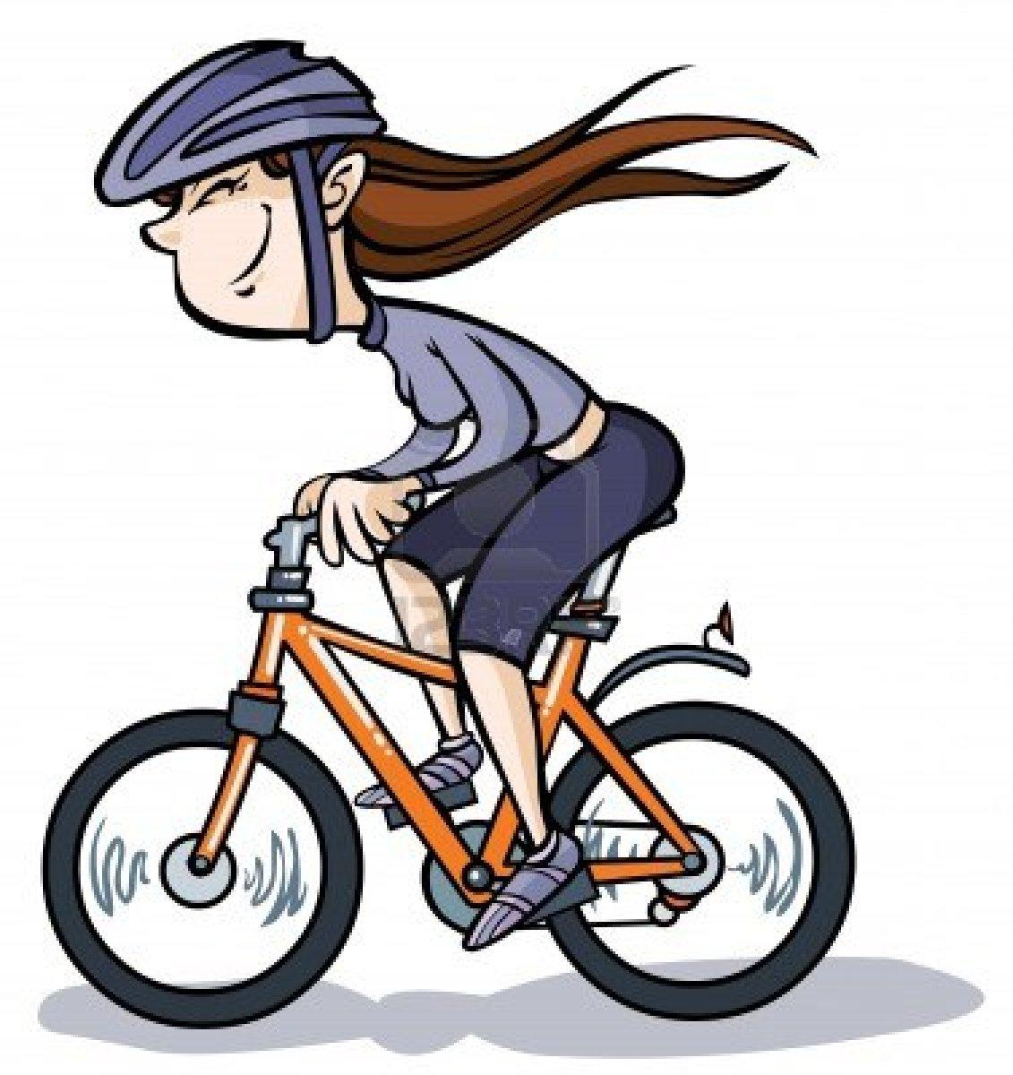 Gambar Kartun Jatuh Dari Sepeda Gambar Gokil