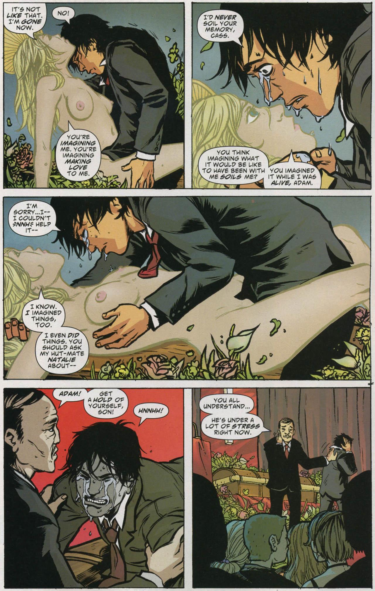 Read online American Virgin comic -  Issue #5 - 14