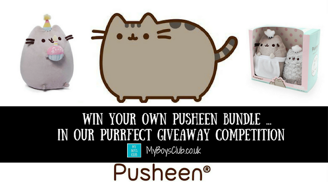 Win Pusheen toys in giveaway