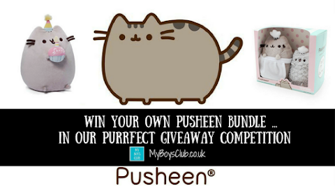 Win your own Pusheen in our purrfect giveaway competition  (REVIEW)