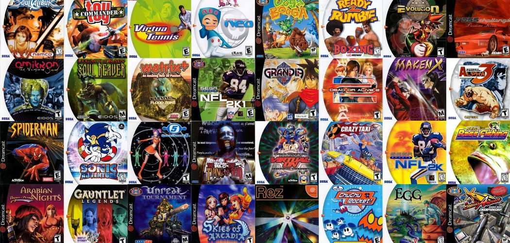 dreamcast - ALL Sega Dreamcast Roms Download