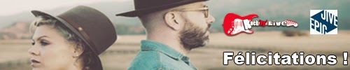 gagnants concours You+Me pink dallas green rock'n'live