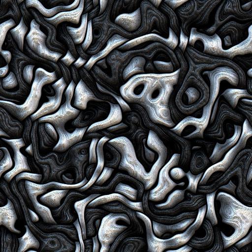 Tangled Intarsia 2