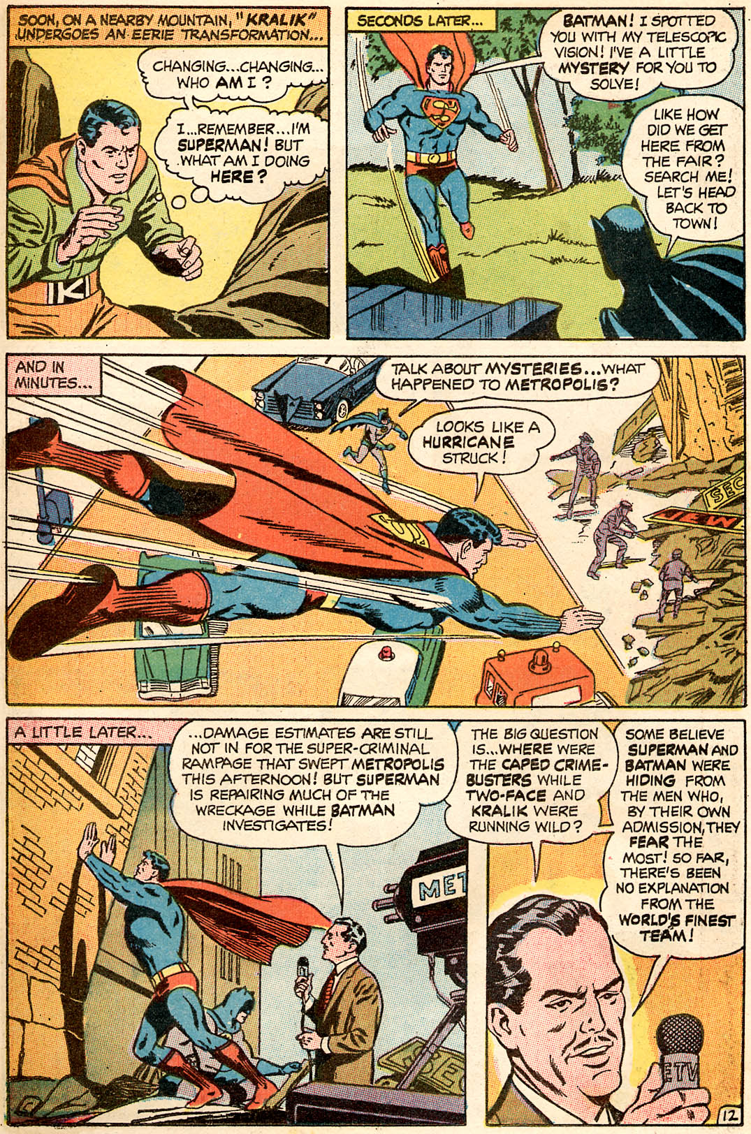 Read online World's Finest Comics comic -  Issue #173 - 15