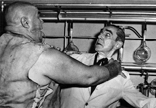Baker's Log: A Quick Look: BRIDE OF THE MONSTER (1955)