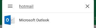 Como fazer Outlook no celular