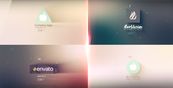 videohive corporate logo - free download after effect projects, Powerpoint templates