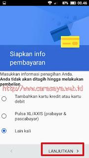 Cara Membuat Akun Gmail Lengkap Dengan Gambar