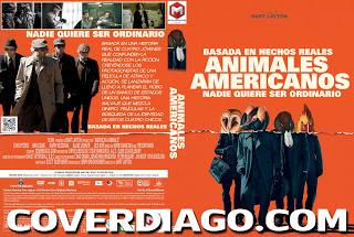 American Animals - Animales americanos