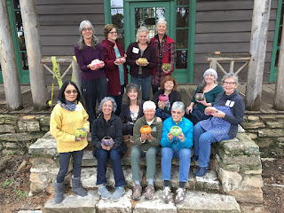 2018 Vessels & Votives Felting Workshop at the Grand Canyon with Kim Buchheit