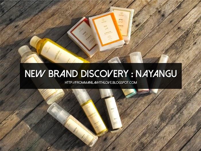 Nayangu New Brand Discovery