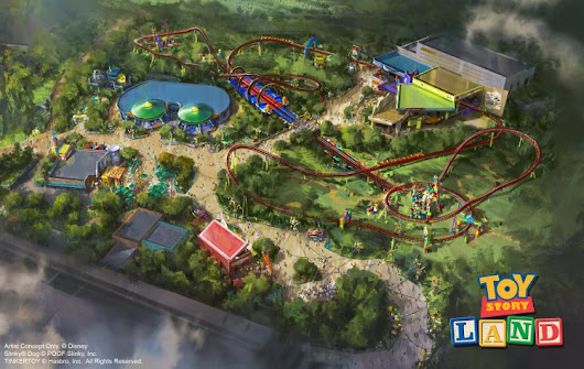 WDW Wednesdays - Toy Story Land Opens June 30th
