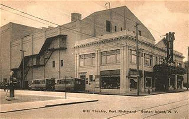 The Ritz Theater Staten Island, New York