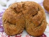 Pan de Canela con Arándanos y Nueces