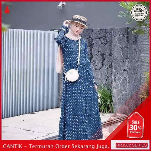 Jual RRJ302D122 Dress Putri Syari Wanita Wd Terbaru Trendy BMGShop