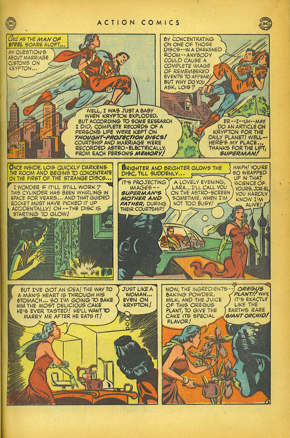Read online Action Comics (1938) comic -  Issue #149 - 4