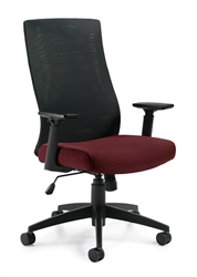 Offices To Go High Back Office Chair with Lumbar Support
