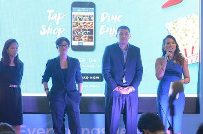 SM Supermalls Mobile App Launch