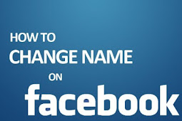 Name Change On Facebook