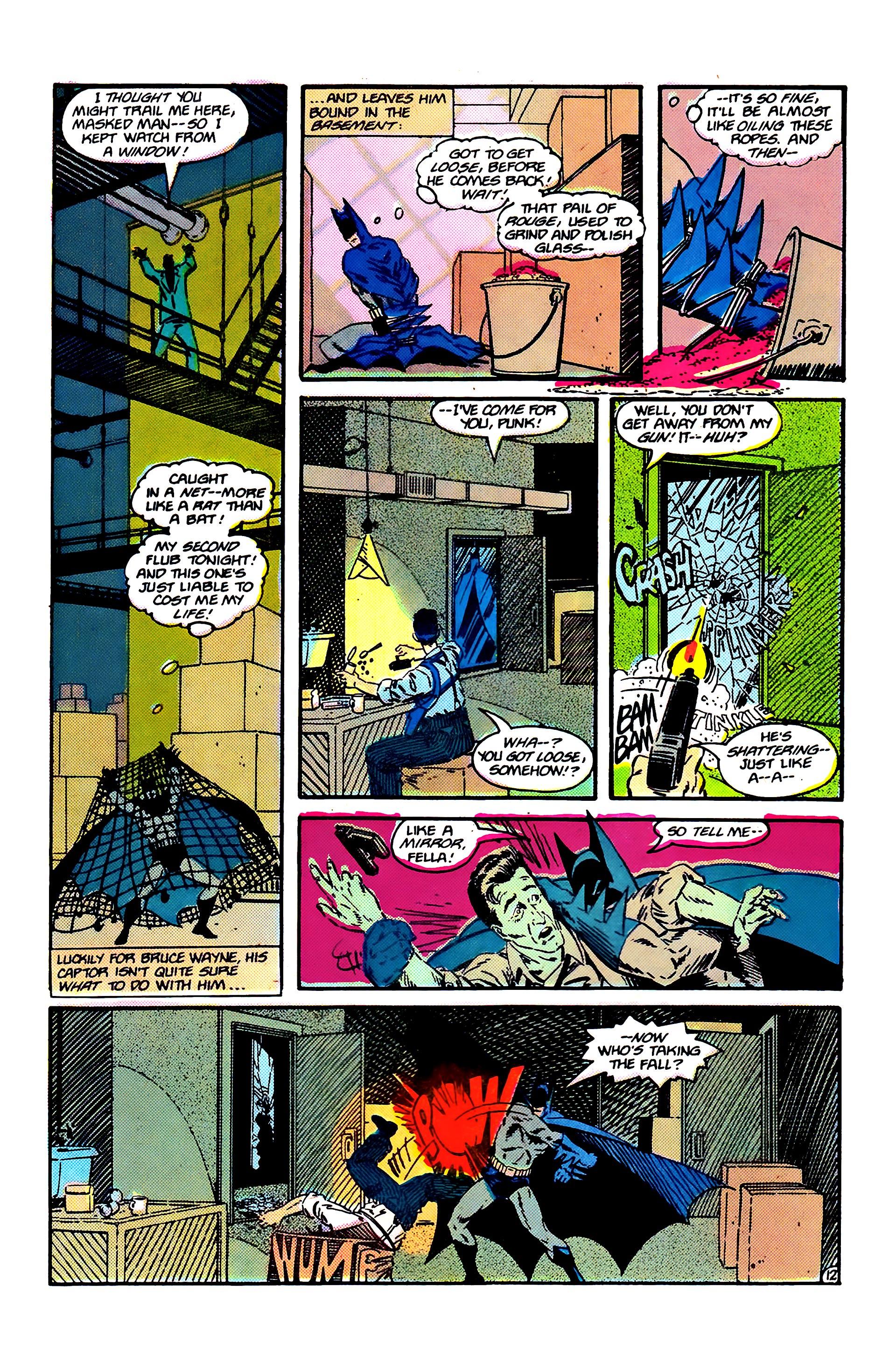Read online Secret Origins (1986) comic -  Issue #6 - 14