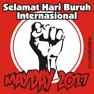 DP BBM Hari Buruh