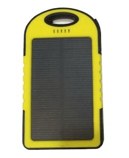 รีวิวขาย แบตสำรอง Power Bank Solar Cell yellow