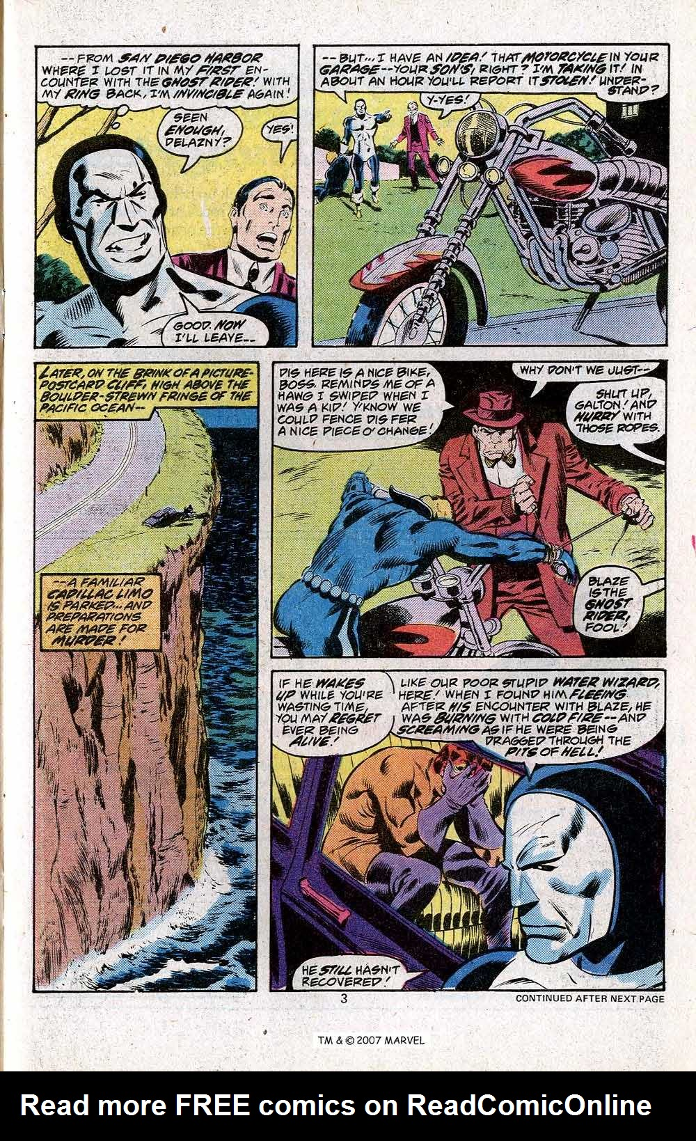 Ghost Rider (1973) Issue #24 #24 - English 5