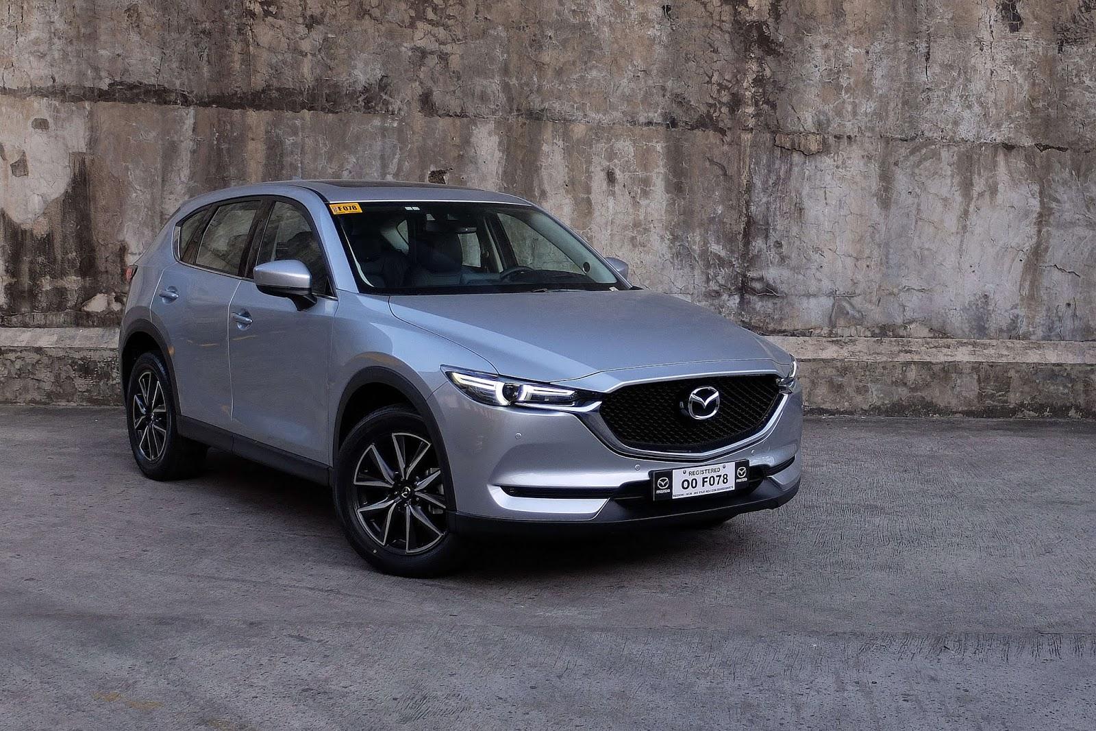 2019 Mazda Cx 5 Sport D Long Term Test
