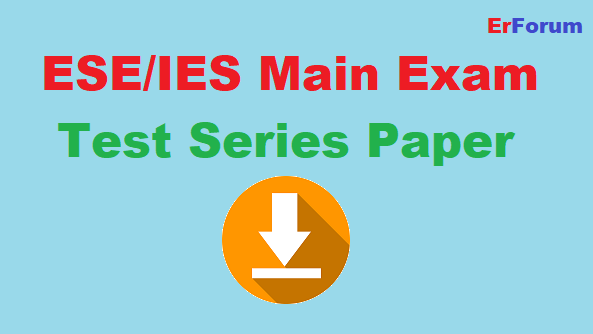 ese-main-exam-test-series