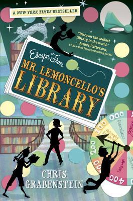 Escape from Mr. Lemoncello's Library by Chris Grabenstein gets 5 out of 5 Stars in my book review.  Fabulous and creative book with a great pace to keep you reading and turning the pages.  The characters are relatable and a perfect book for boys and girls alike 4th grade (3rd for a good reader) and up.  Book nerds and puzzle/mystery fans will enjoy this fun and wonderful read.   This would make a great gift/present. Alohamora Open a Book http://www.alohamoraopenabook.blogspot.com/