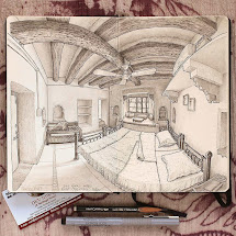 Architectural Interior Drawings