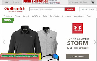 picture regarding Golf Smith Printable Coupons named Golfsmith coupon codes in just retailer printable - Mattress bathtub and over and above