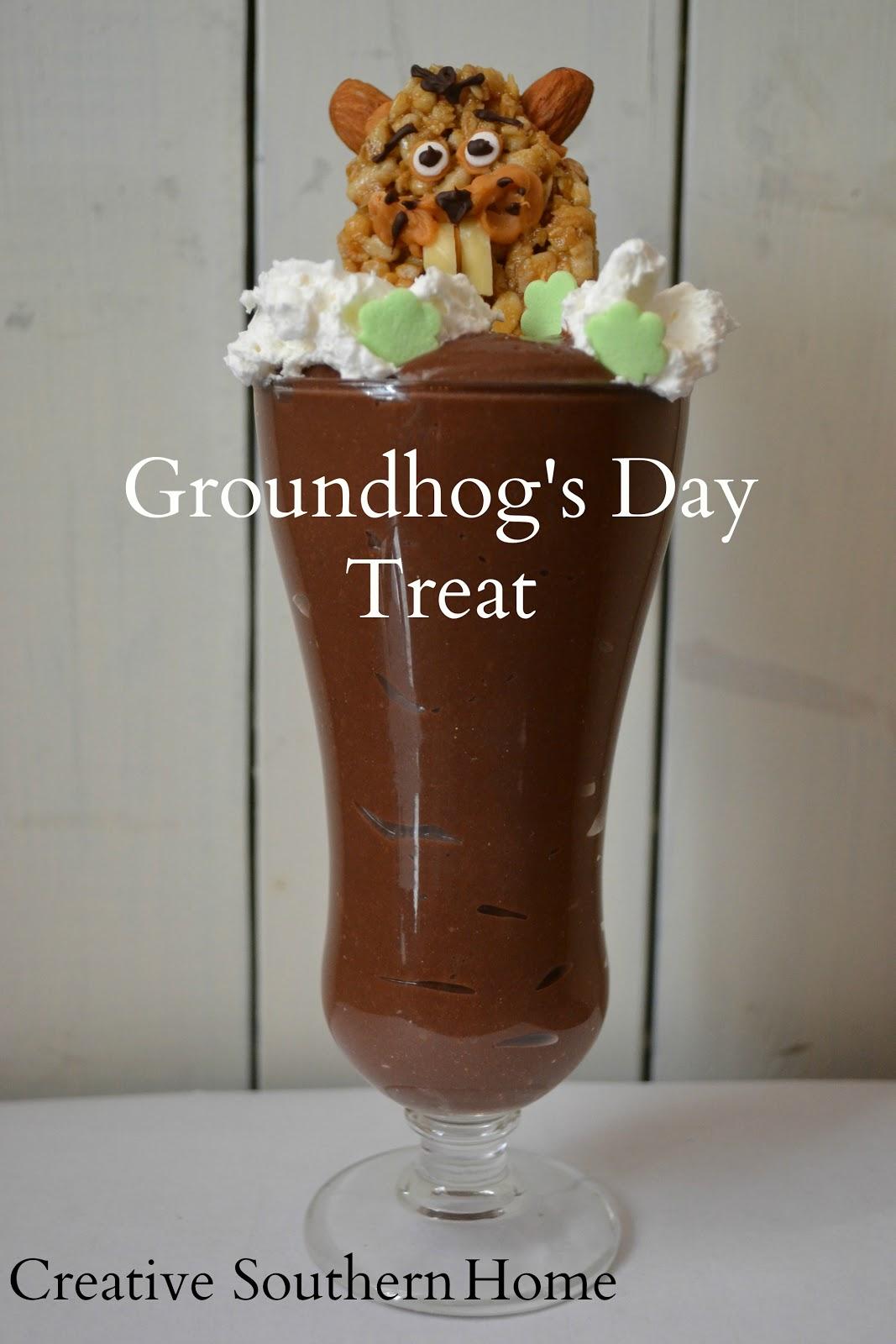 Groundhog's Day Treat