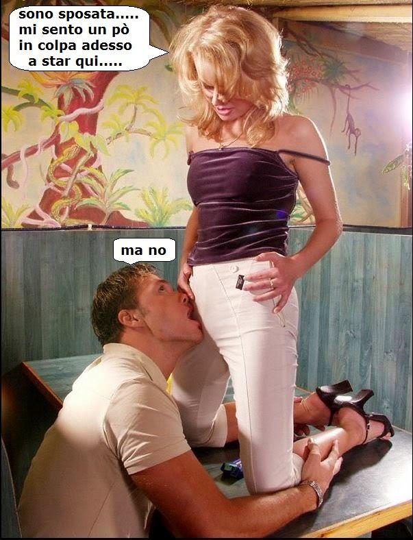 Confessioni erotiche di una moglie infedele - 2 9