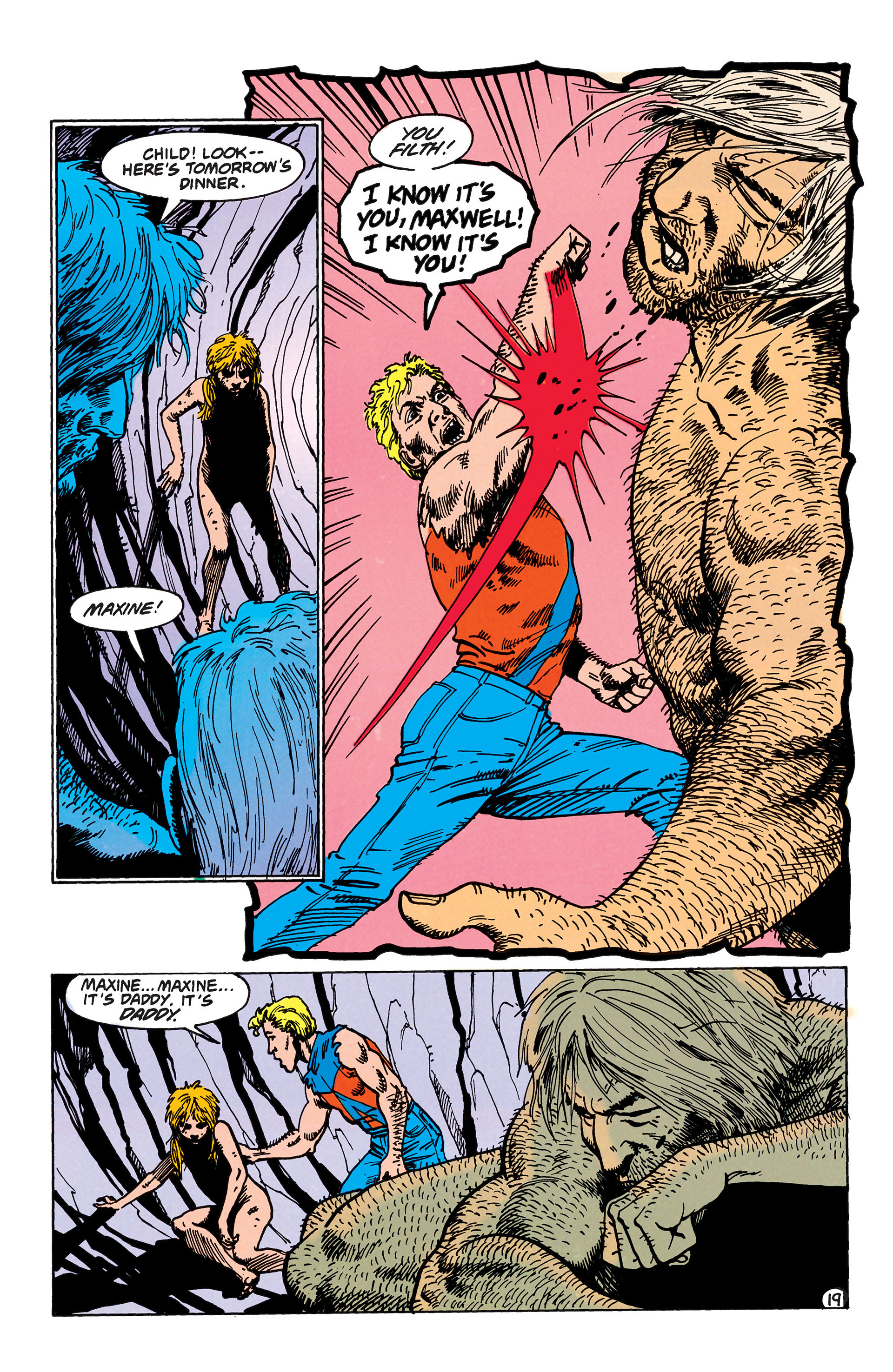 Read online Animal Man (1988) comic -  Issue #47 - 20